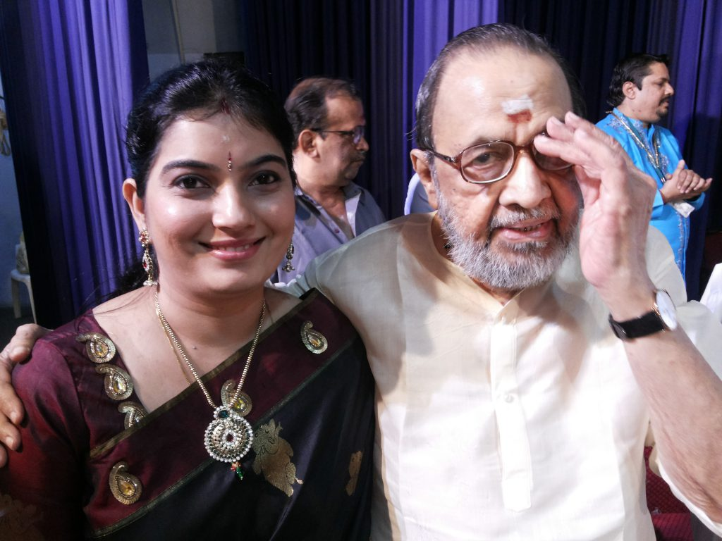 Photo With  Mr.Vaali