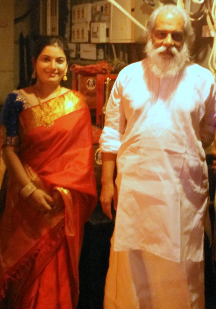 Photo With Mr. K.J. Yesudas